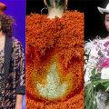 Delfi на Таллиннской неделе моды 2018: спецназ Дианы Арно, оранжевое настроение и незваный гость на подиуме