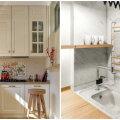 Kuidas kujundada väikest kööki? Viis nutikat ideed sisekujundajatelt