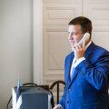 Ратас провел телефонный разговор с госсекретарем США Помпео