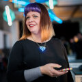 В Таллинне выступит техно-дизайнер из рейтинга самых влиятельных женщин Forbes — создатель куртки, принимающей SMS