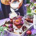 RETSEPTID   Sügises küpsenud magustoidud. Hõrgutised ploomide, kreekide, õunte ja pirnidega