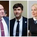 Март Хельме: трио Хельме будет баллотироваться на местных выборах в Таллинне