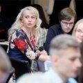 Tallinna linnavolikogu IRLi fraktsiooni esimees Riina Solman
