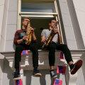 Jazzkaare linnaruumiprojekt toob muusika kontserdisaalist linnapilti