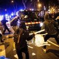 VIDEO | Hispaanias muutusid meeleavaldused vangistatud katalaani räppari toetuseks vägivaldseks