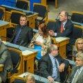 Riigikogu hooaja avaistung istung
