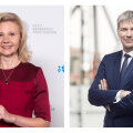 Tööstuse tulevikusuundadest räägivad Estonian Cell juht Siiri Lahe ja VKG juht Ahti Asmann.