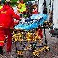 Pirital sai liiklusõnnetuses viga 3-aastane tüdruk