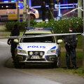 Malmö politsei mulluse intsidendi ajal.