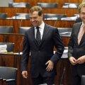 Niinistö Medvedevile: põgenikel ei peaks olema võimalust kahe riigi vahel valida
