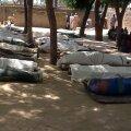 Nigeeria kirdeosas tapsid islamistid rohkem kui 100 inimest