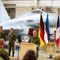 ФОТО | На авиабазе Эмари приступили к службе немецкие летчики
