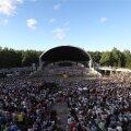 ФОТО и ВИДЕО: В Тарту проходит Певческий праздник