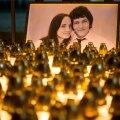 Vahistati Slovakkia uuriva ajakirjaniku Ján Kuciaki mõrvas kahtlustatavad
