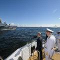 Vladimir Putin teatas, et tugevdab Vene mereväge ainulaadsete hüpersooniliste relvadega