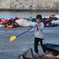 Pagulaslaager Kosi saarel Kreekas