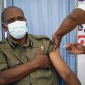 Vaktsineerimine Keenias. Foto on illustreeriv.