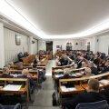 Poola senat kiitis heaks ülemkohtu reformi eelnõu