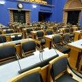 Ligi kuuendik riigikogu liikmetest on sel nädalal lennus
