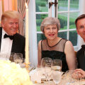 Trump, May ja Hunt