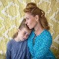 Piret koos  tütar Nora Liisiga. Foto: Hele-Mai Alamaa/Pere ja kodu