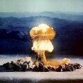 Priscilla nimelise tuumapommi katsetus Nevadas 1957. aastal