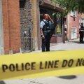 Chicago elanikud näevad sageli linnapildis kuriteopaikasid.