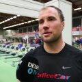 DELFI VIDEO | Olümpiapronks Andrei Jämsä on tippspordi lainel tagasi: selg lubab kõike teha