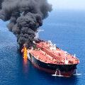 Saudi Araabia lubas tankerirünnaku järel Iraanile vastust