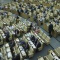 Putin esitas seaduseelnõu, mis keelab ametnikel välismaal arvete omamise