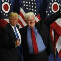 Donald Trump ja Newt Gingrich