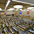 Vene riigiduuma hääletas avatud taeva kokkuleppe tühistamise poolt