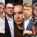 Миллионеры, акулы сферы недвижимости, иностранцы, преступники. Кому принадлежит Старый Таллинн?