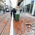 Horvaatias toimus tugev maavärin, mis tekitas purustusi hoonetele ja vigastas inimesi