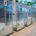 Ukraina ülemraada valimised  Ukraina saatkonnas Tallinnas