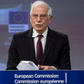Верховный представитель ЕС по внешней политике Жозеп Боррель