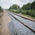 Eelmise aasta detsembris avati Haapsalu suunal Riisipere-Turba raudteelõik.