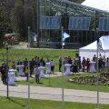 В Таллиннском ботаническом саду открылось Посольство Страны растений в Эстонии