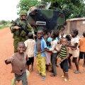 Eesti kaitseväelased teenisid Kesk-Aafrika Vabariigis neli kuud