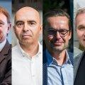 """""""Кризис пришел, чтобы остаться"""". Известные эстонские бизнесмены — о будущем эстонской экономики"""