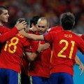 ФОТО и ВИДЕО: Испания одержала самую крупную победу на Евро-2016