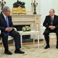 Iisraeli leht: Vene väed Süürias on tulistanud Iisraeli lennukeid