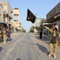 Jund al-Aqsa võitlejad kolmapäeval Hama lähistel