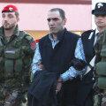 'Ndrangheta toonase juhi Salvatore Coluccio vahistamine aastal 2009. Ka Coluccio saadi kätte punkrist.
