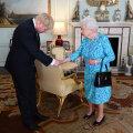 Suurbritannia peaminister Johnson kuningannale: vallanda mind, kui sul on julgust