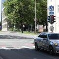 VIDEO | Kollane on uus roheline? Tallinna südalinnas eiravad autojuhid keelavat foorituld