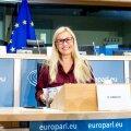 Kadri Simson kuulamisel Euroopa Parlamendis