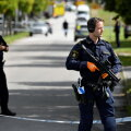 Rootsi koolis pussitas 15-aastane poiss õpetajat. Politsei oli sunnitud ka tulistama