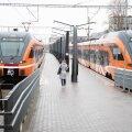 Elron восстанавливает обычное движение поездов на Тартуском направлении