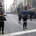 Argentina võimuesindajad avastasid koosolekupaigast pommi